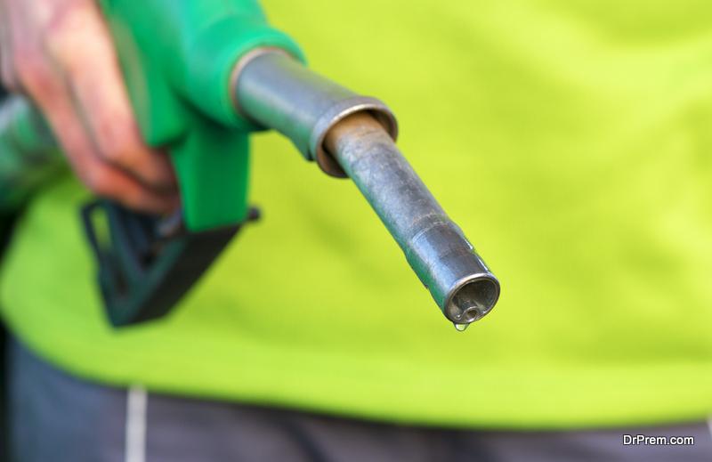 BMW reduced fuel consumption