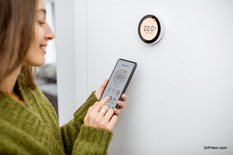 Upgrade to a Smart Thermostat