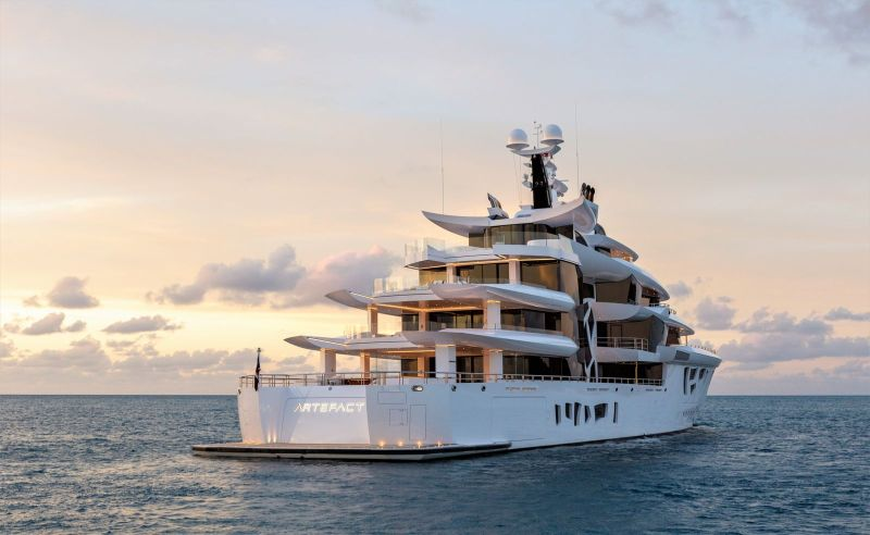 Hybrid Superyachts Offer Welcomed Silence on the Seas