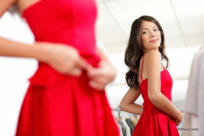 reuse of dress