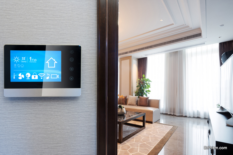Climate Control System for Smart Homes