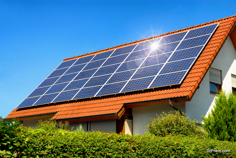 Eco-Friendly Houses and The Benefits of Solar Panel Use