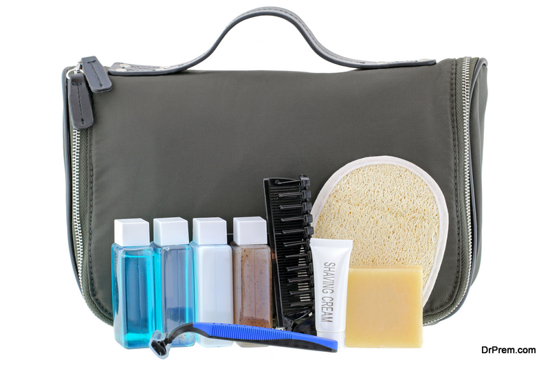 Plastic Products to Remove From Your Toiletry Bag