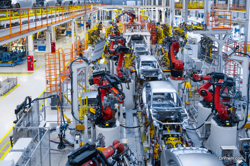 Create a More Sustainable Manufacturing Process