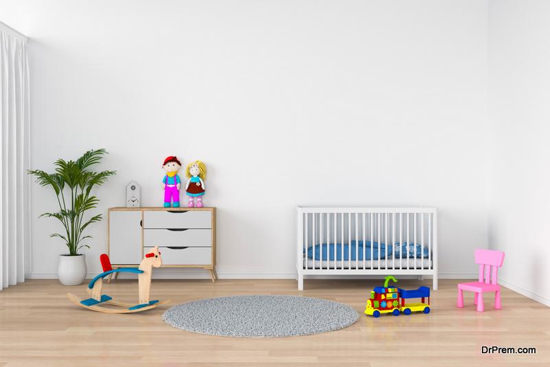 Make Your Nursery Room Eco-Friendly