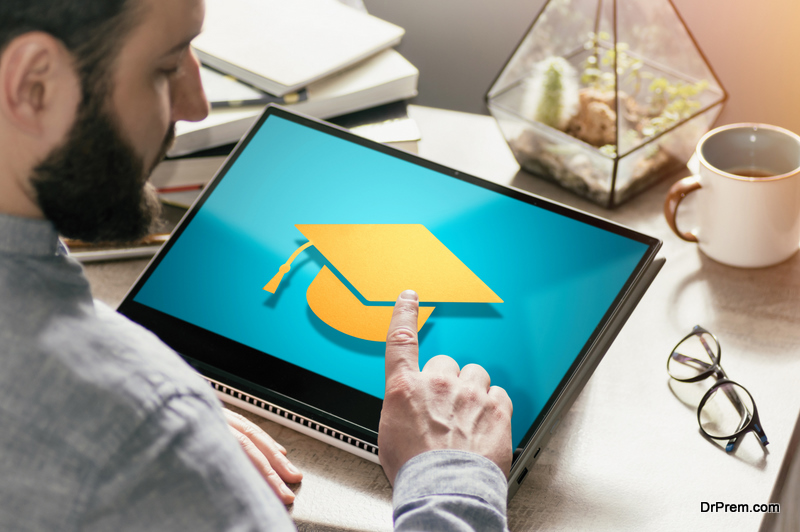 opted-for-online-MBA-program