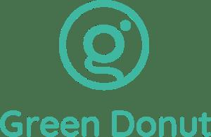 Logo Green Donut