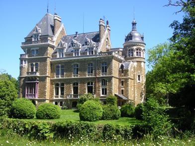 Project quickscan castle restoration