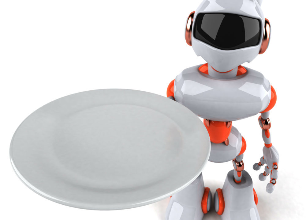 Will a robot serve our breakfast?