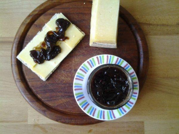 Pruimenchutney met balsamico
