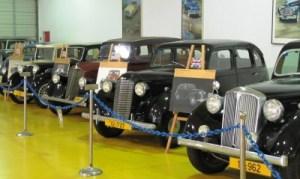 תפן - מוזאון המכוניות