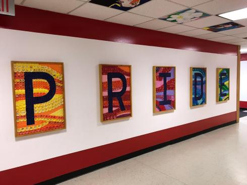 Berry Hill ES Has PRIDE