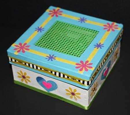 Potpourri Box