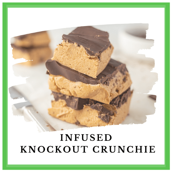 Infused Knockout Crunchie