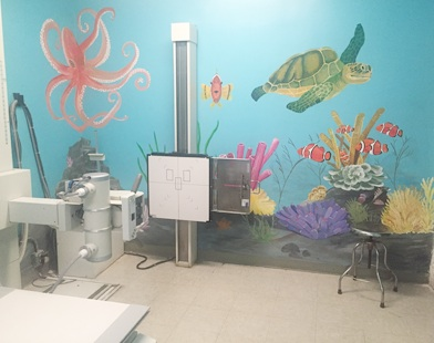 Imaging Room