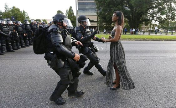 Photo of woman in Baton Rouge