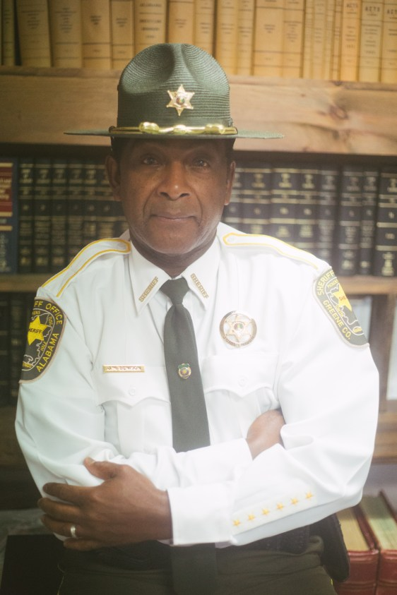 Sheriff Jonathan Joe Benison (1)