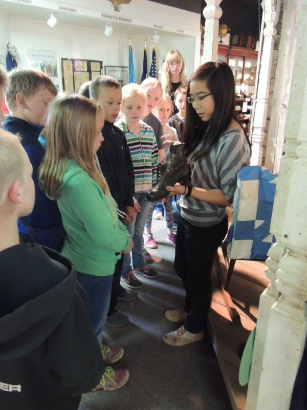 Eighth graders are experts on museum exhibitsGreene County ...