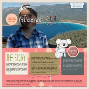 greene edition - free digital scrapbooking kit -