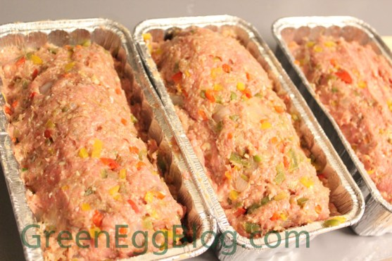 Smoked Turkey Meatloaf