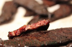 Jerky Close Up