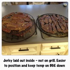 Jerky - Prepped Inside