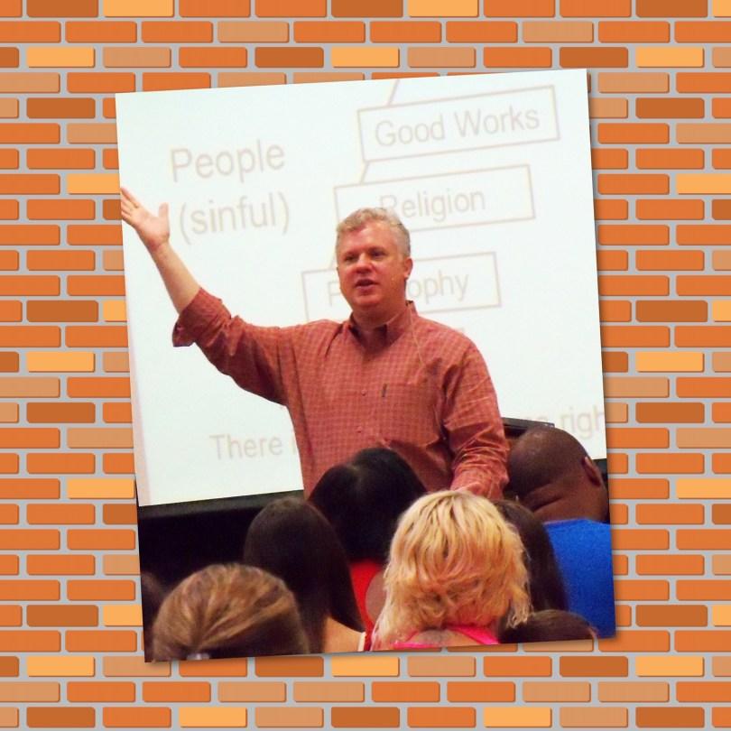 Bible Study Teacher