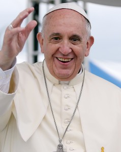 Pope Francis and climate change