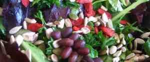 Quinoa Flax Salad