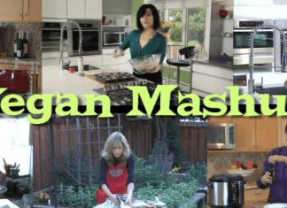 Vegan mashup