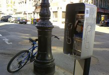 New York Payphone