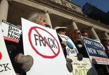 NYC Fracking