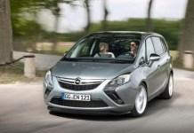 Opel LPG Zafira Tourer