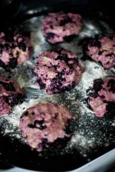 blackberry-scones