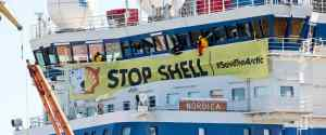 Stop Shell Save the Arctic