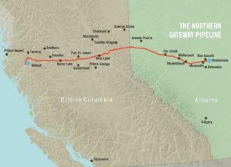 Northern Gateway Pipeline
