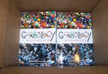 A photo of the cover of Garbology