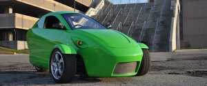 Elio Motors 3 wheeler