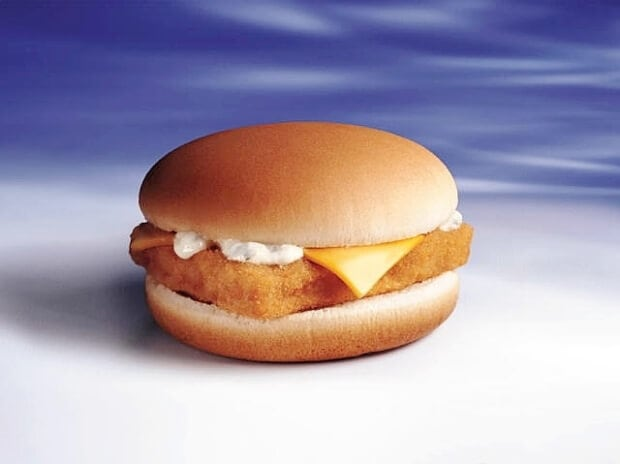 McDonald's filet o fish