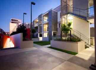 Fitzgerald Street Social Housing
