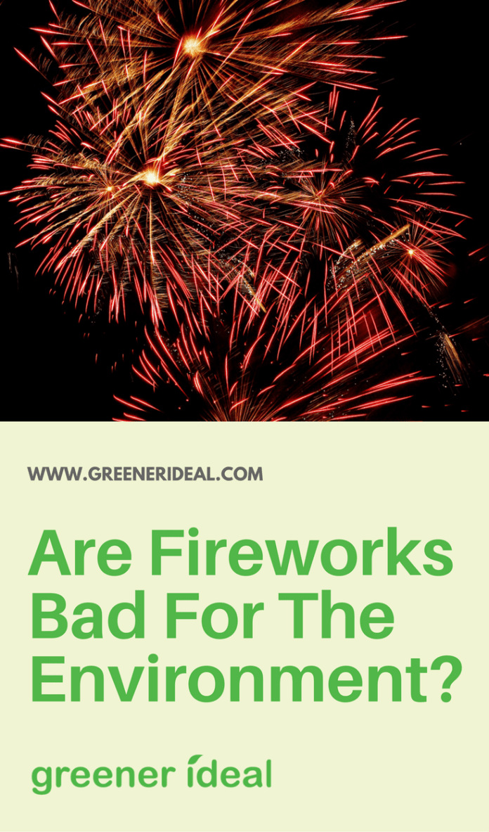 Fireworks can unleash a shower of toxins into soil and water, and scientists are only beginning to figure out what that means for human health.