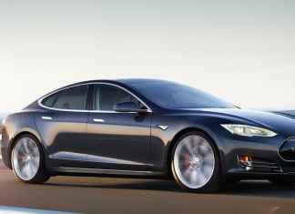 Tesla Motors Model S D Series
