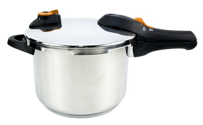 IMUSA Stainless Steel Pressure Cooker