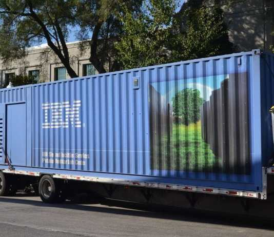 IBM Modular Data Center