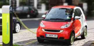german electric car charging