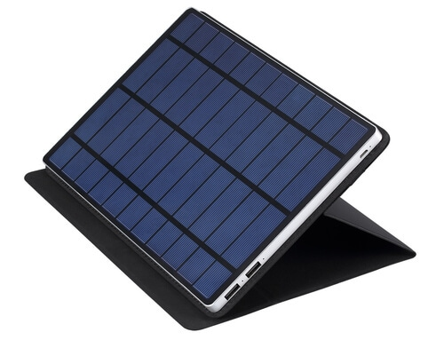 solartab with stand facing front