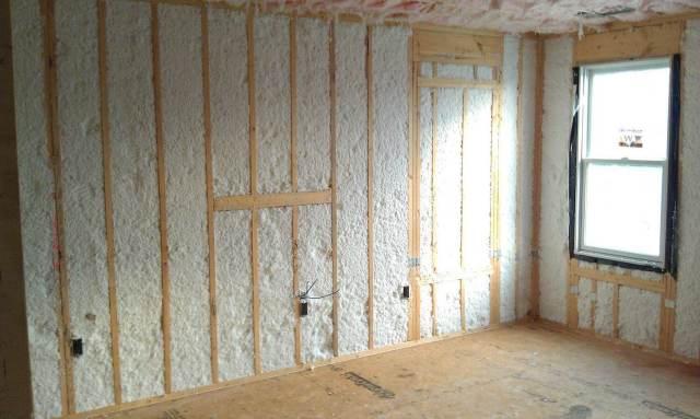 wall insulation
