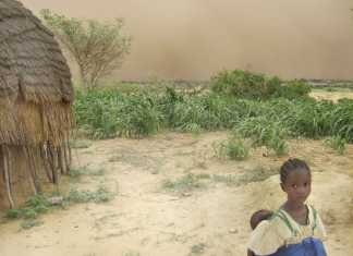 Niger, climate change hotspot