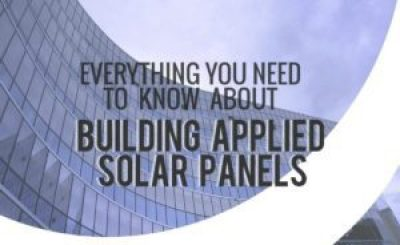 Everything you need to know about building-applied solar panels