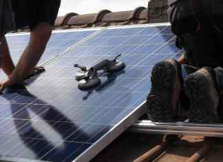 install solar panels on house